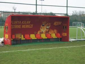 Galatasaray florya Metin Oktay Tesisleri