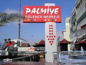 palmiye totem tabela